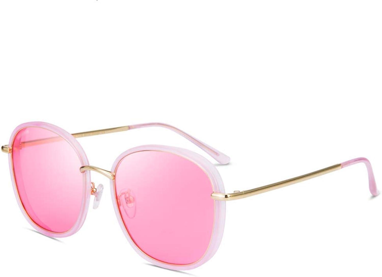 Xiao Mi Guo Ji Sunglasses  Polarized, UVResistant, Retro Harajuku, Geblackus and Elegant, Ladies Driving Shopping Street Shooting, Outdoor Activities, 4 colors to Choose from Polarized Glasses
