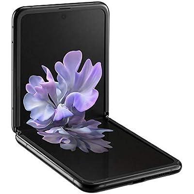 Teléfono Samsung Galaxy Z Flip (F700f), Color Negro (Black). 256 GB de Memoria Interna, 8 GB de RAM, Pantalla de 6,7\