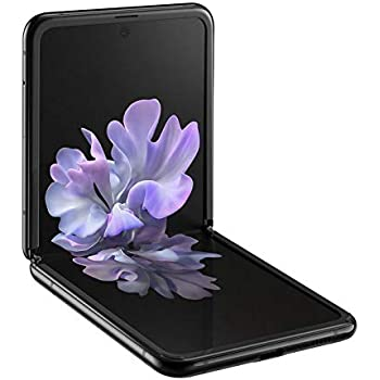 Teléfono Samsung Galaxy Z Flip (F700f), Color Negro (Black). 256 ...
