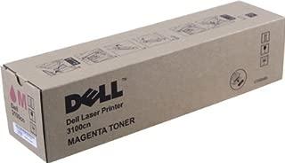 Dell K4972 CT200483 3000CN 3100CN Toner Cartridge (Magenta) in Retail Packaging