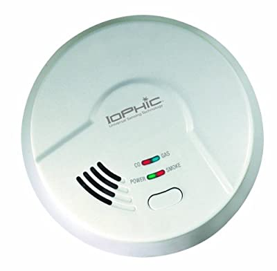 Universal Security Instruments MDSCN111 4 in 1 IoPhic Smoke