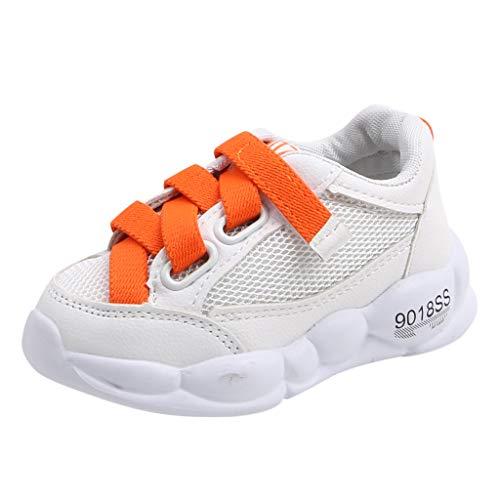 Jaysis Kinder Turnschuhe Jungen Sportschuhe Mädchen Sneaker Hallenschuhe Laufschuhe Outdoor Low-Top Turnschuhe für Unisex-Kinder