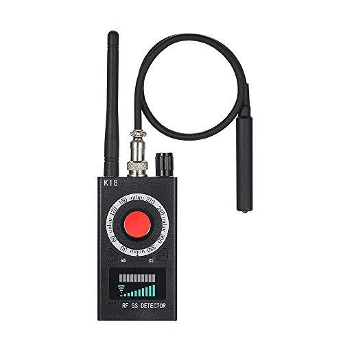 Detector de errores de señal RF MUXAN, Buscador de cámara anti mini espía