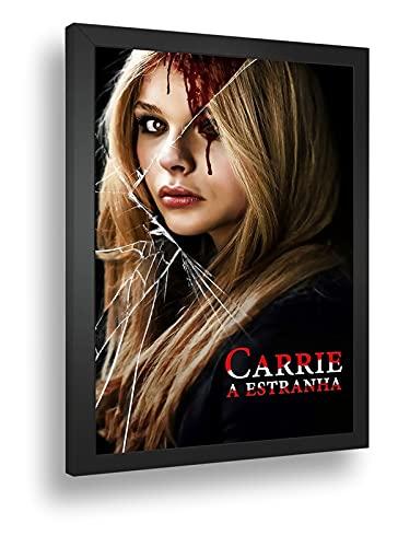 Quadro Decorativo Poste Carrie A Estranha Terror Classico