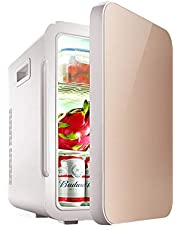 Car Refrigerator, Portable Mini Fridge, 22 Litre Electric Cooler And Food Warmer - Compact For Travel, Office, Dorm Or Boat