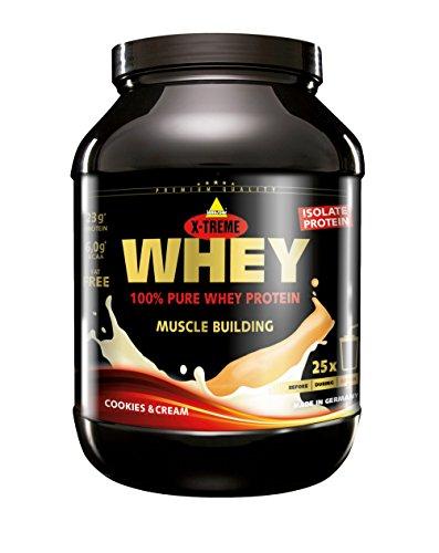 Inkospor X-Treme Whey Protein, Cookies & Cream, 750g Dose