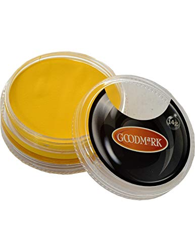 Generique - Maquillage à leau Jaune 14 g