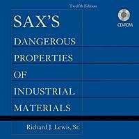 Sax's Dangerous Properties of Industrial Materials, Set CD-ROM