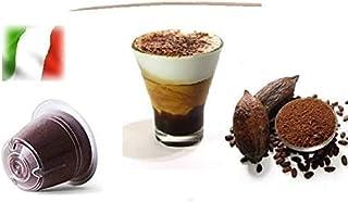 """Capsules Compatible Nespresso®, Capsules de Caffè Shop Mélange """"Mokaccino - Mocaccino"""" Ligne Espresso (20 Capsules)"""