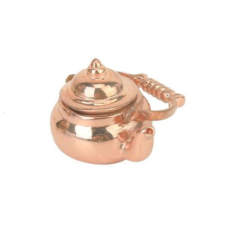 Miniature Bouilloire en Cuivre Pot à...