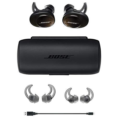 Bose SoundSport Free Écouteurs de Sport sans fil - Noir