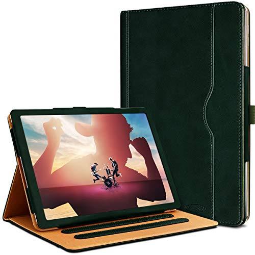 KARYLAX - Funda de protección y modo soporte para tablet Artizlee ATL-31 (3 inclinaciones), color verde