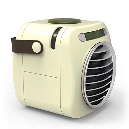 ZSTAN Convenient air Cooler Mini-Luftkühler, tragbarer USB-Raumklimagerät, Luftreiniger, Desktop-Lüfter für Office Home Outdoor-Reisen