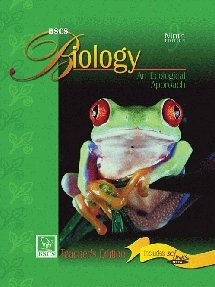 BSCS Biology - An Ecological Approach / Teacher's Edition (9th edition)