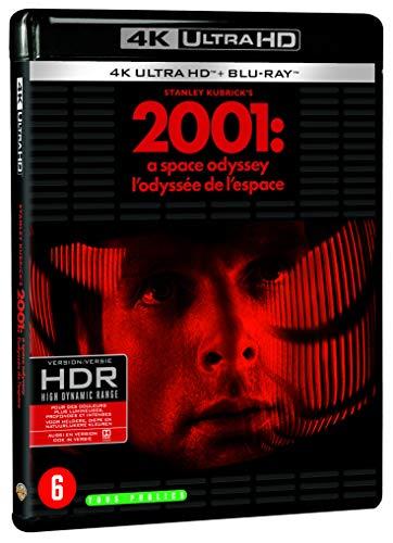 2001 : l'odyssée de l'espace [4K Ultra HD + Blu-Ray]