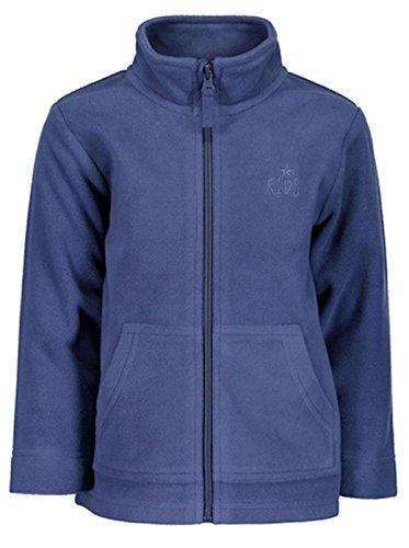 Blue Seven Fleecejacke Jacke Stehkragen (864530/546) Jeansblau Gr. 92