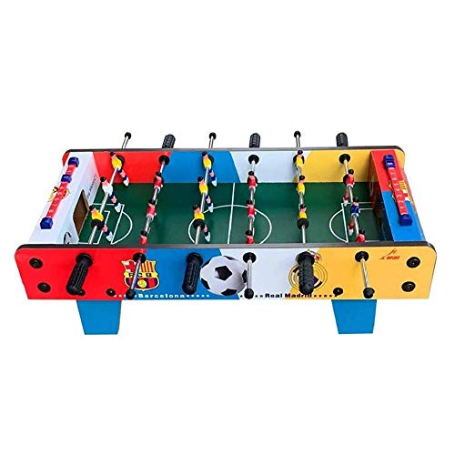 Find Bargain BZLLW Foosball Tabletop Games and Accessories,Mini Size - Fun Portable,Foosball Soccer ...