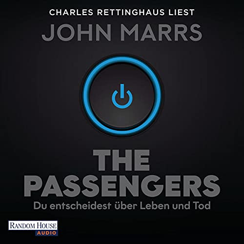 The Passengers (German edition) cover art