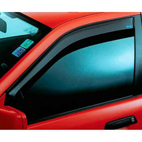 Vordere Windabweiser (1 Set) für die Fahrer und Beifahrerseite-CLI003P0038 passend für VW TIGUAN ALLSPACE SUV, TYP 5N, 5-Door, 2017-
