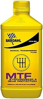 ELETTRO DISCOUNT Bardahl Öl Getriebe MTF 75W80