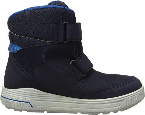 ECCO Unisex-Kinder URBAN Snowboarder Klassische Stiefel, Blau (Night Sky 50769), 36 EU