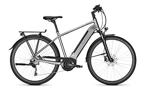 Kalkhoff Endeavour 3.B Advance Trekking Pedelec / E-Bike 10-Gang Kett 13,4 Ah Damenfahrrad 10 Gang Kettenschaltung silber