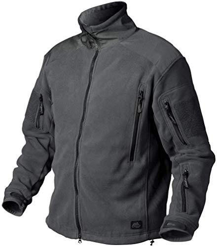 Helikon-Tex Liberty Jacket - Heavy Fleece Shadow GRAU L/Regular