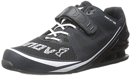 Inov-8 Women's Fastlift 325-W, Black/White, 5.5 B US