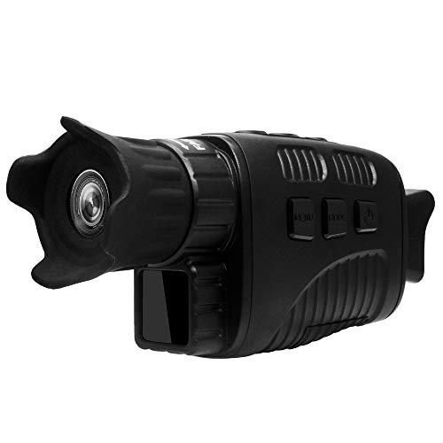 Visione Notturna Digitale a Infrarossi - La Visione Notturna Monoculare a IR Viene Utilizzata per Salvare Foto e Video , Portata Visibile di 650 piedi / 200 m, Scheda di memoria da 32 GB incluso