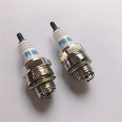 Bujias coche Spark Plug HMK níquel PBM6A 4pcs for BPM6A BPM7A WS7F L6TC L7T L7 CJ6Y CJ7Y W20MPU W20MPU W22MP-T