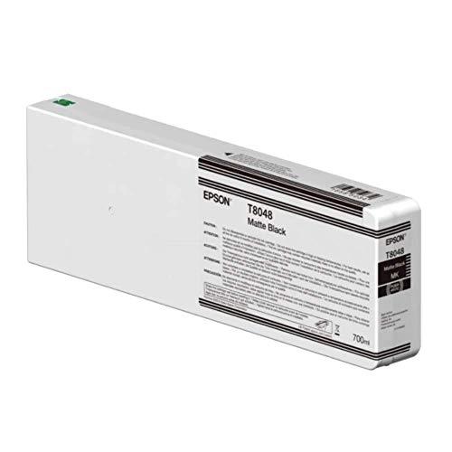 Epson C13T804700 passend für Scp6000 Tinte hell Schwarz 700ml