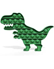 Kine Dinosaurus Pop Bubble Sensory Toy, Fidget Simple Dimple Toy, autisme speelgoed, speciale noodzaak om stress te verminderen, grappig speelgoed en educatief speelgoed