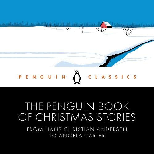 The Penguin Book of Christmas Stories cover art