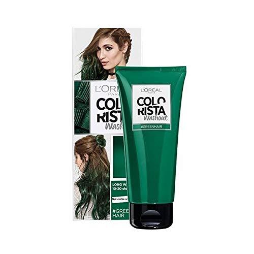 L'Oréal Paris Colorista WASHOUT - Coloración verde