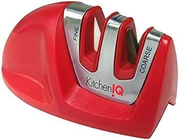 Kitchen IQ 50883 Edge Grip 2-Stage Knife Sharpener