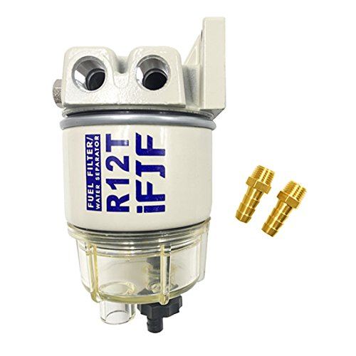 Automotive Performance Fuel & Water Separators