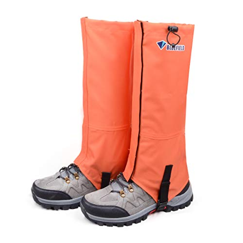 TRIWONDER Leg Gaiters Waterproof Snow Boot Gators Hiking Gaiters Men Women for Walking Climbing...