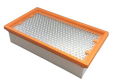 1x Filter geeignet für Bosch - PES (auswaschbar) Gas 35 L AFC SFC Gas 35 M AFC Gas 55 M AFC Sauger