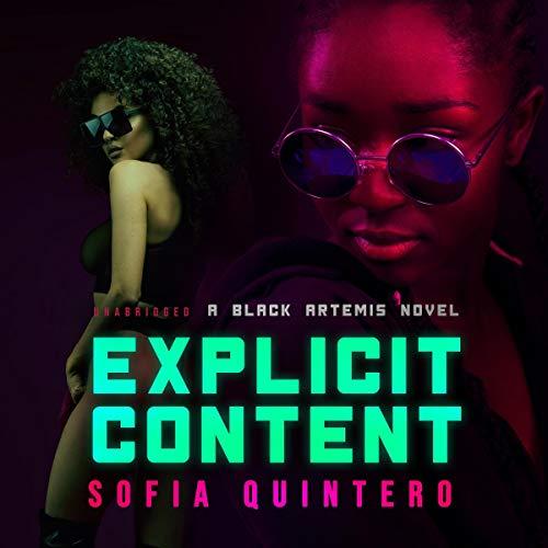 Explicit Content audiobook cover art