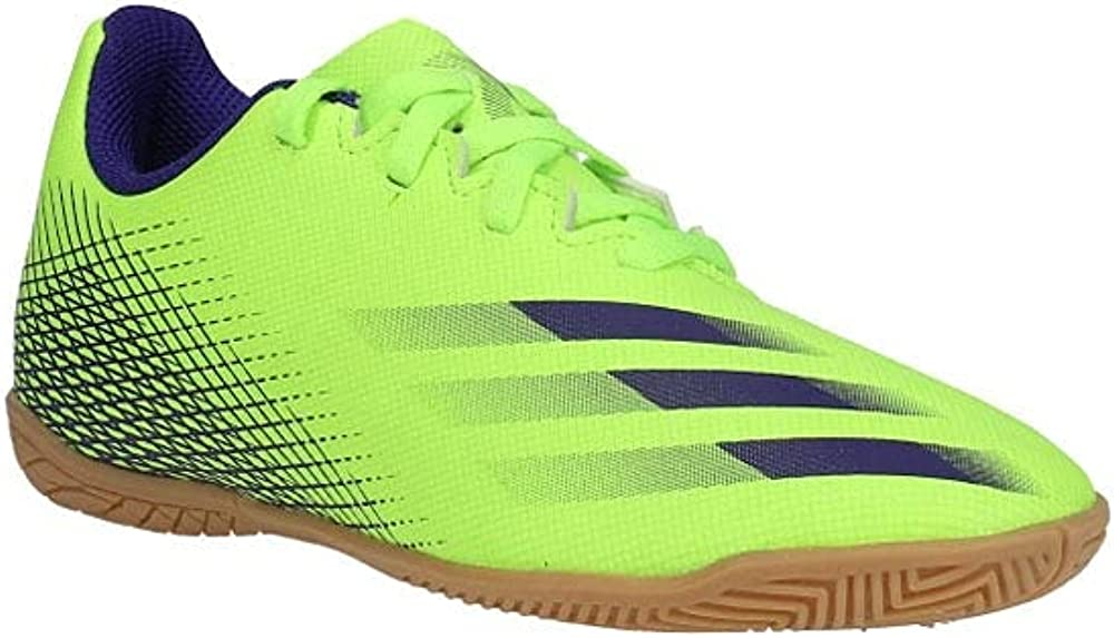 adidas X Ghosted.4 Indoor Shoe - Kid's Soccer