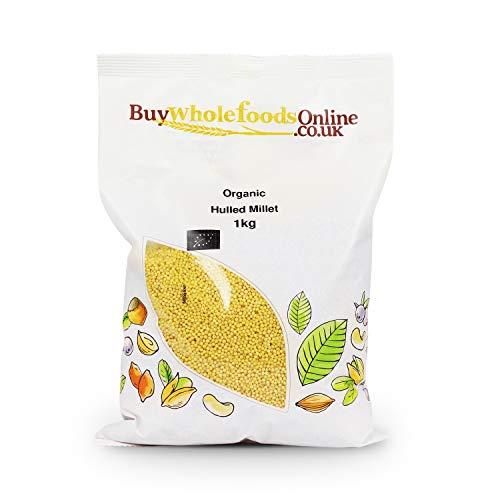 Organic Millet Hulled 1kg (Buy Whole Foods Online Ltd.)