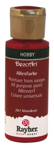 RAYHER – All Purpose Paint, fles 59 ml, licht Ocre