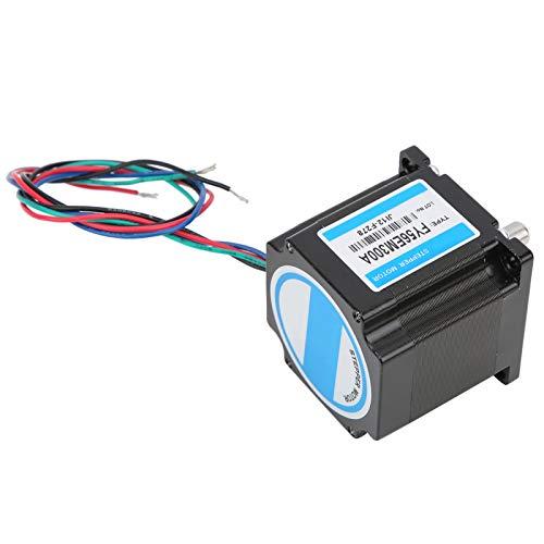 Herramienta industrial de 2 fases con motor eléctrico NEMA 23 de gran potencia FY56EM300A para soportes de exhibición para autos de juguete para máquinas expendedoras