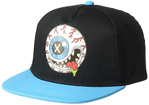 Madballs Jungen Oculus Orbus Baseball Cap, königsblau, Einheitsgröße