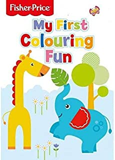 My First Colouring Fun
