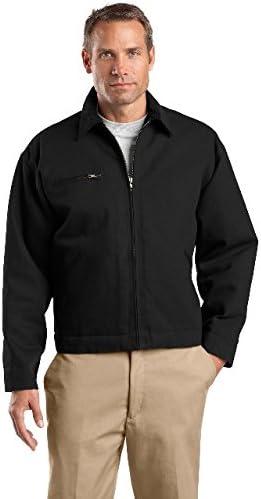Cornerstone Tall Duck Cloth Jacket