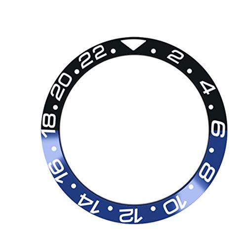SHEAWA vervangende keramische rand invoegen horloge ring voor 40mm Rolex GMT horloge accessoires