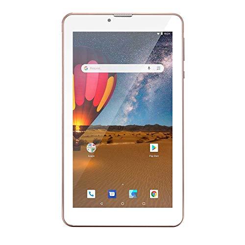 Tablet, Multilaser NB305, M7 3G Plus Dual Chip Quad Core, 1 GB de RAM Memória 16 GB, Tela 7 Polegadas, Rosa
