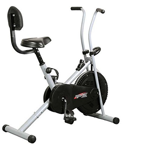 Healthex Gym Cycle 1001 with Back Support