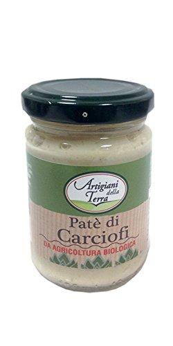 Sottolestelle Patè di Carciofi - 6 pezzi da 140 g [840 g]